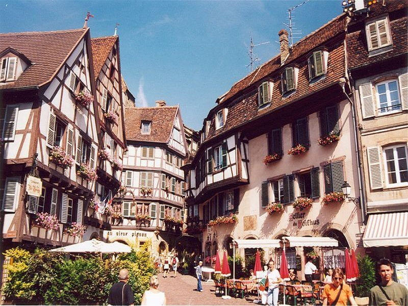 Magical Colmar in France
