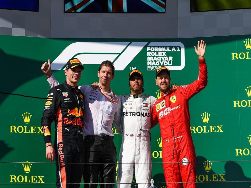 Vietnam F1 Grand Prix POSTPONED