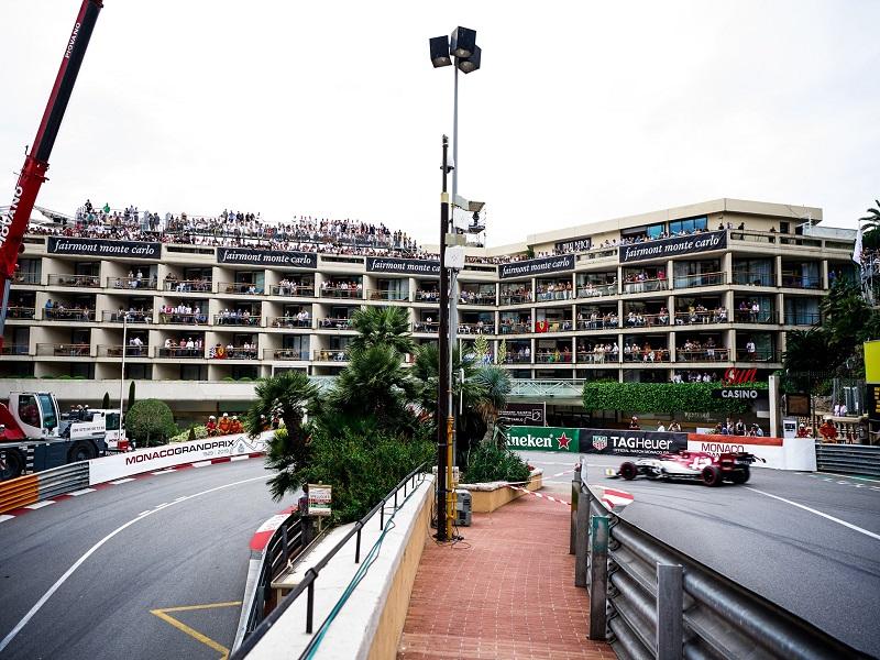 Monaco F1 Grand Prix 2022