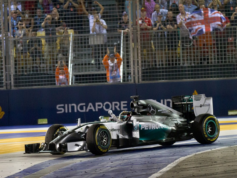 Singapore F1 Grand Prix SOLD OUT